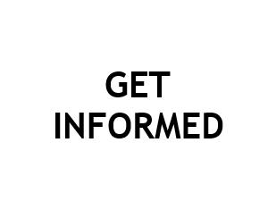 get informed
